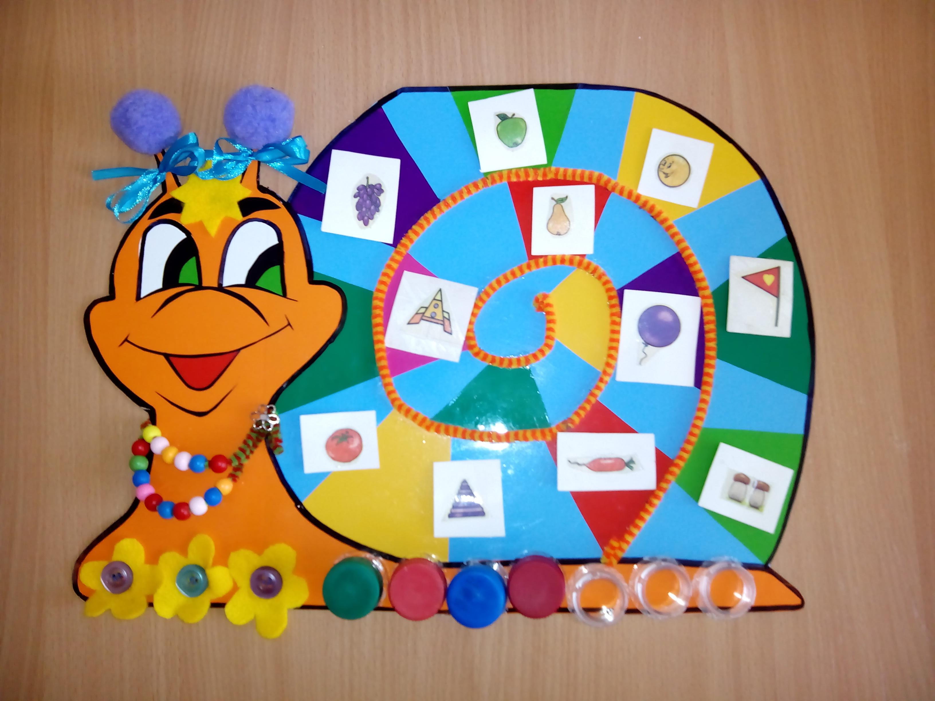 Многофункциональное логопедическое пособие своими руками для детского сада